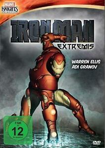 Marvel Knights: Iron Man: Extremis (2013)