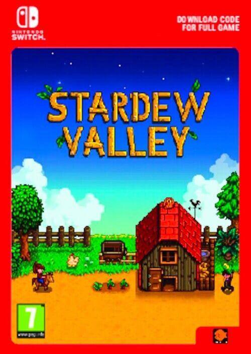 Stardew Valley - Nintendo Switch Game Code