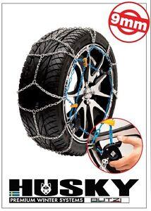 chaines neige 9mm tension automatique pour pneu 13 14 15 pouces butzi ebay. Black Bedroom Furniture Sets. Home Design Ideas