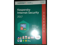 Kaspersky Internet Security for 5 Devices.
