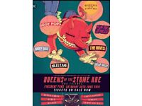 Queens of the Stone Age 3 tickets
