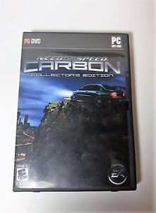 Need for Speed: Carbon Collector's Edition (PC, 2006)