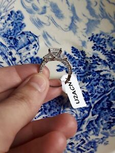 CHARMED AROMA STERLING SILVER RING!
