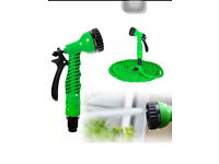 75ft Magic Expandable Hosepipe with Spraygun (only available today!)