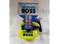 Oxford Boss Disc Lock *SoldSecureGold*