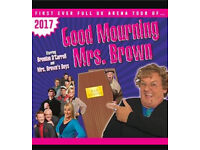 Mrs brown boys tickets for sale going out fast !!