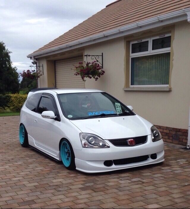 Honda Civic Ep2 Sport ( Glanza Bora Golf Accord Integra