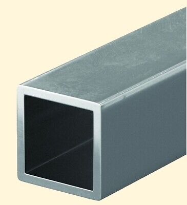 Steel Hollow Square Tube 1-12 O.d. X 6 Ft Long 18 Wall Carbon 1015 Alloy