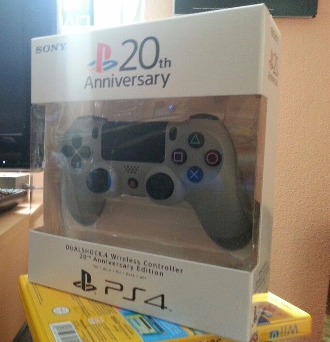 PS4 20th Anniversary Controller - BRAND NEW SEALED