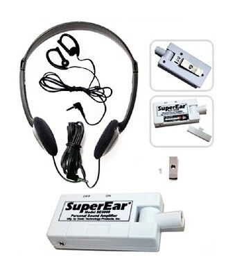 NEW Sonic Technology SuperEar Personal Sound Amplifier SE5000 Super Ear