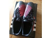 Mens Adidas Malice Sg Rugby Boots. Boxed. Size 11. Excellent condition.