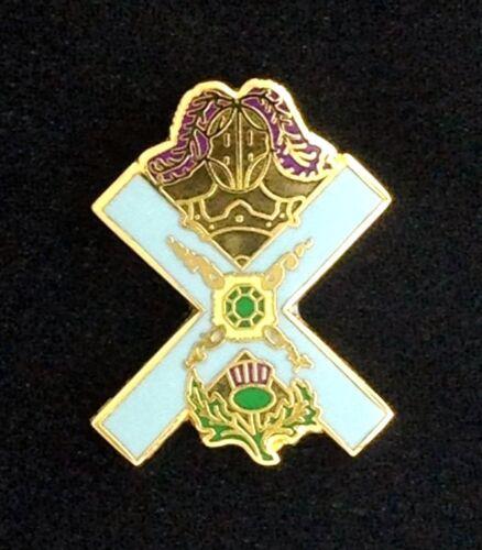 Knights of St. Andrew Lapel Pin (KSA-1)