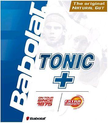 Babolat Tonic + Thermogut Longevity