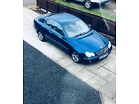 Mercedes Benz CLK 2.7 CDI Diesel AUTOMATIC GEARBOX