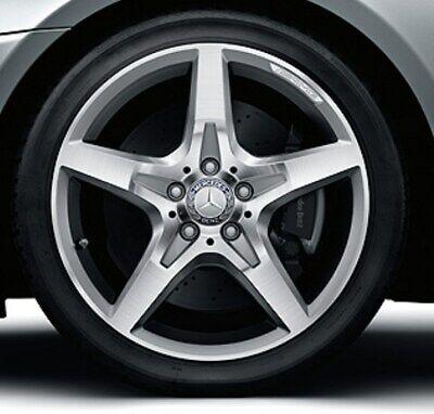 Mercedes-Benz original AMG 5 Speichen Alufelge silber SLK R172 8,5JX18 ET36