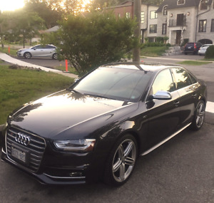 Mint Audi S4 (6speed + Sport Diff + Drive Select + Audicare)