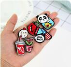 Acryl broches Set Cartoon Decoratie