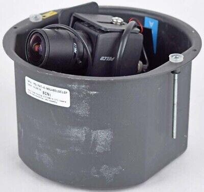Pelco Dome Housing Ccc1390h-6 Cctv Camera 2.8-12mm Aspherical Lens Assembly