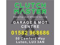 Clutch Master - Garage & MOT centre