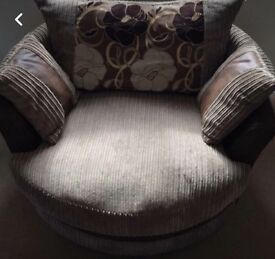 SCS snuggle chair