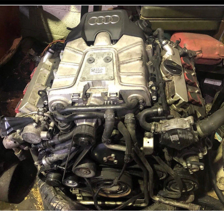 Audi S4 B8 Sq5 S5 30tfsi Supercharged Engine Caka In Bradford