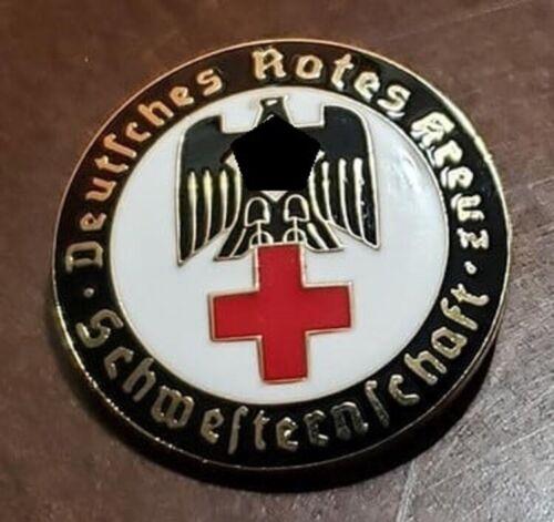 German Red Cross medics medical pin badge