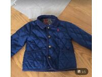 Joules coat,great condition 1-2 years