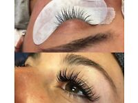 Eyelash Extension, Full set £25 - April Special