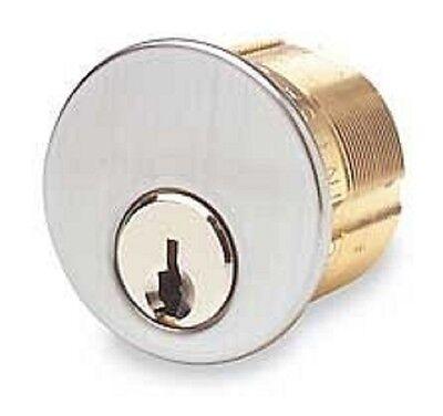 Kaba Ilco 7185sc1 Standard 1-18 Mortise Cylinder Sc1 Keyway