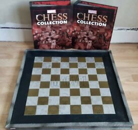 Eaglemoss Marvel Chess Collection