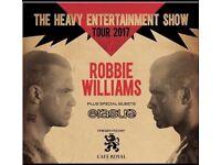 2x Robbie Williams @ Aviva Tickets