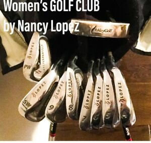 Women Golf set Nancy Lopez
