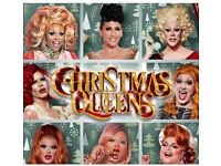 2 Christmas Queens tickets glasgow