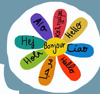 Translation services, English-French