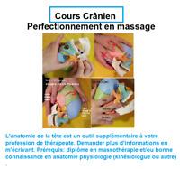 Perfectionnement en massage