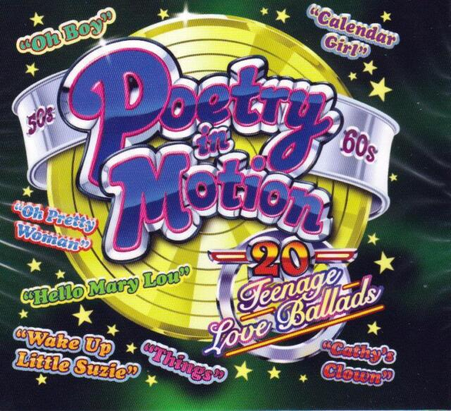 ROCK-A-DOODLE-DOO - POETRY IN MOTION (NEW SEALED CD)