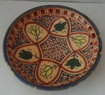 Pottery * Custom Length Africa North Morocco Fez Berber
