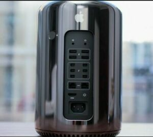 Apple Mac Pro Cylinder - Intel 6-Core Xeon E5