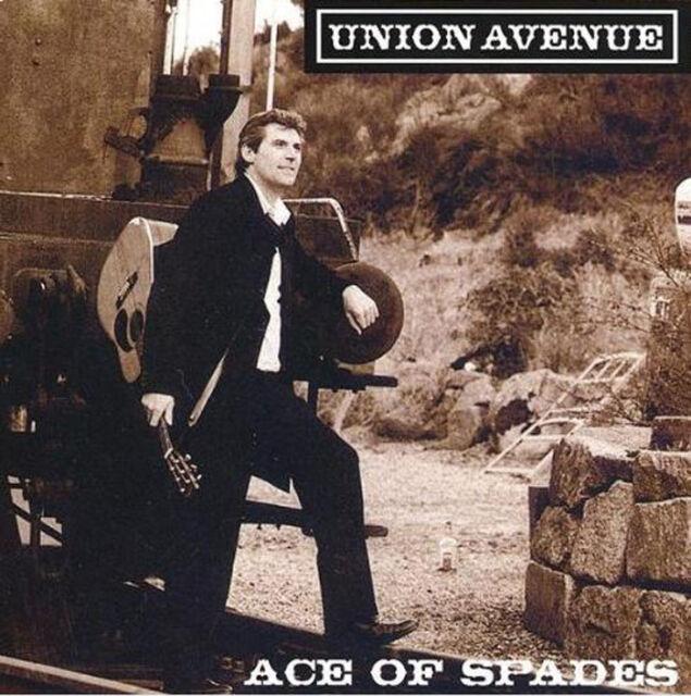 UNION AVENUE Ace Of Spades CD Johnny Cash Sound Brand New Sealed Digipack