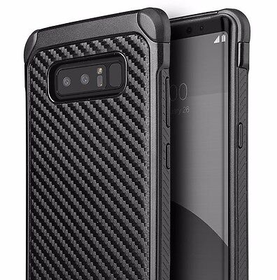 Samsung Galaxy Note 8 - Hard Hybrid Armor Impact Phone Case