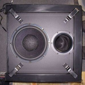 Nuance CX-100 Powered 10 Inch Sub