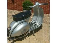 VESPA 150 NO TAX OR M.O.T NEEDED FREE