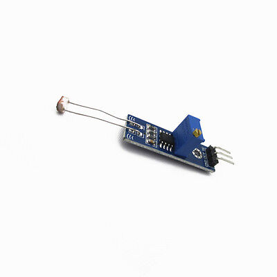 2 Pcs Lm393 Optical Photosensitive Light Sensor Module For Arduino Shield 3-5v
