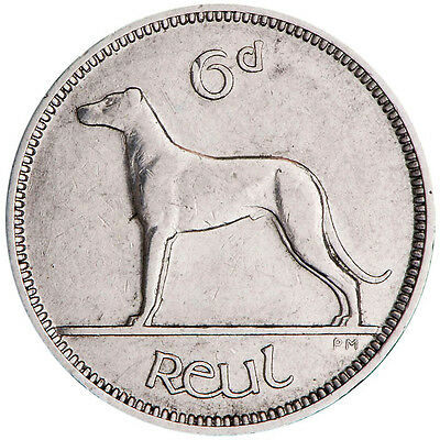 Click on Image to view a range of Irish Sixpences