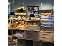 Bakery Shop Assistant - Clevedon