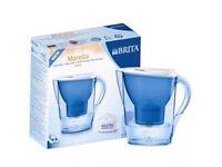 Brand New Brita Classic Blue Ltd Edition Marella Water Filter