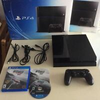 Ps4 complete- Need for Speed rivals-420$