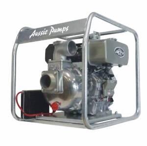Transfer Pump Kubota Engine Aussie Gusher - 6HP - Aussie Made Kewdale Belmont Area Preview
