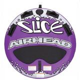 Airhead Slice Double Rider Inflatable Boat Lake Water Towable Tube   AHSL-4W