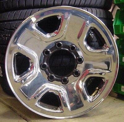 "DODGE 2015 RAM 2500 OEM 18"" INCH WHEEL RIM STEEL/CHROME- WHEELS & RIMS"